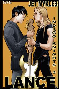Lance (Indigo Knights, #3)  by  Jet Mykles