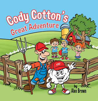 Cody Cottons Great Adventure Alex     Brown
