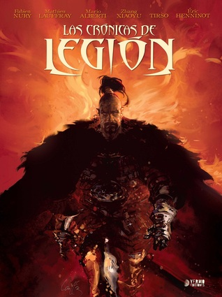 Las crónicas de Legión  by  Fabien Nury