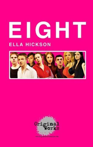 EIGHT - a monologue show Ella Hickson