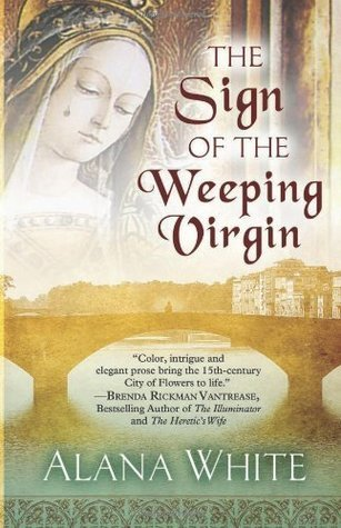The Sign of the Weeping Virgin (Five Star Mystery Series)  by  Alana White