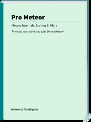 Pro Meteor  by  Arunoda Susiripala