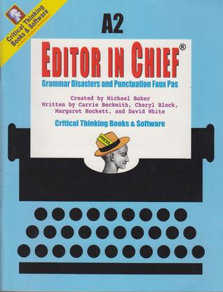 Editor in Chief A2  by  C. Block