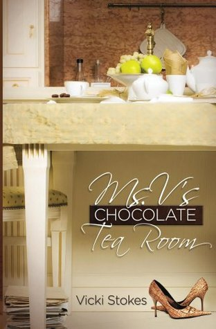 Ms. Vs Chocolate TeaRoom Vicki Stokes