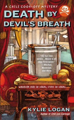 Death  by  Devils Breath by Kylie Logan