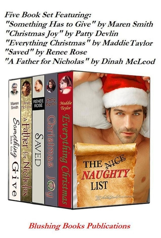 The Naughty List  by  Maren Smith