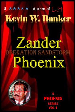 Zander Phoneix  by  Kevin Banker