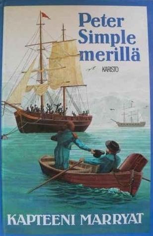 Peter Simple merillä Frederick Marryat