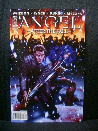 Angel After The Fall #10 / Cover B Garner Joss Whedon