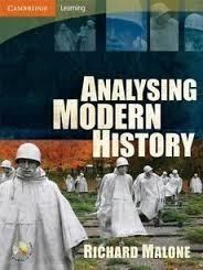 Analysing Modern History Richard Malone