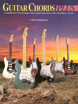 Guitar Chords Plus  by  Middlebrook Ron