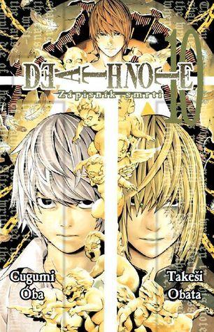 Death Note: Zápisník smrti 10 Tsugumi Ohba