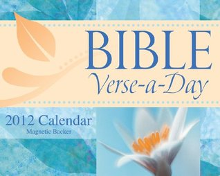 Bible Verse-a-Day 2012 Calendar  by  LLC Andrews McMeel Publishing