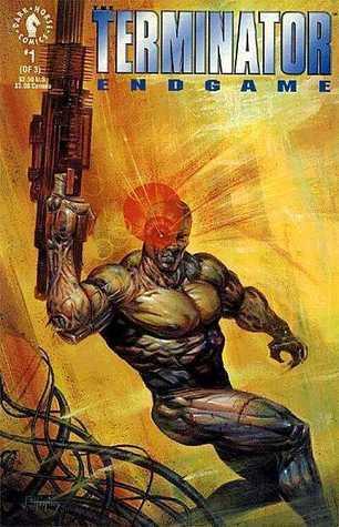 Terminator: Endgame #01 of 03 James Robinson