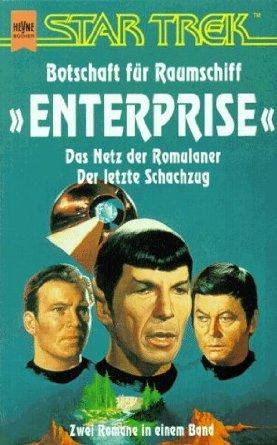Botschaft für Raumschiff Enterprise John M. Ford