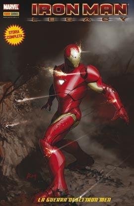 Iron Man Legacy. La guerra degli Iron Men Fred Van Lente