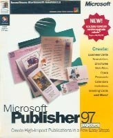 Microsoft Publisher97, 1CD-ROM (CD Deluxe) In Jewel Case  by  Microsoft Corporation