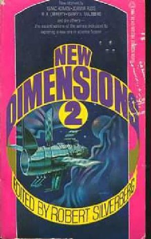 New Dimensions 2 Robert Silverberg