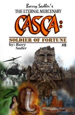 Casca 8: Soldier of Fortune  by  Barry Sadler