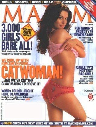 Maxim July 2004 Dennis Publishing