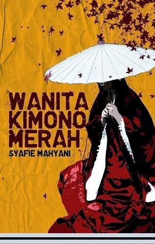 Wanita Kimono Merah Syafie Mahyani