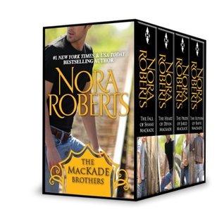 The MacKade Brothers Bundle: The Return of Rafe MacKade/The Pride of Jared MacKade/The Heart of Devin MacKade/The Fall of Shane MacKade Nora Roberts