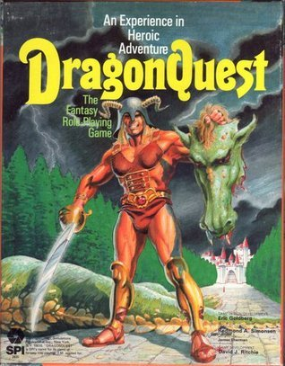 DragonQuest - 1st Edition [BOX SET]  by  Eric Goldberg