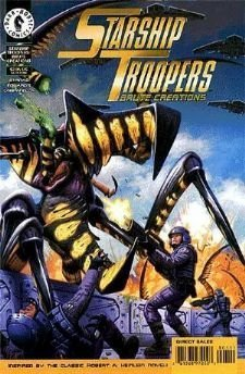 Starship Troopers Brute Creations  by  Jan Strnad