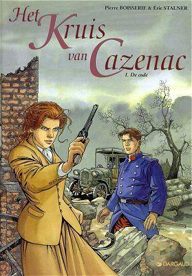 De code (Het Kruis van Cazenac, #1)  by  Éric Stalner
