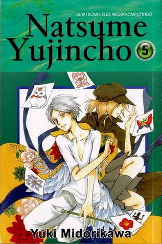 Natsume Yujincho 05 (Natsume Yujincho, #5) Yuki Midorikawa