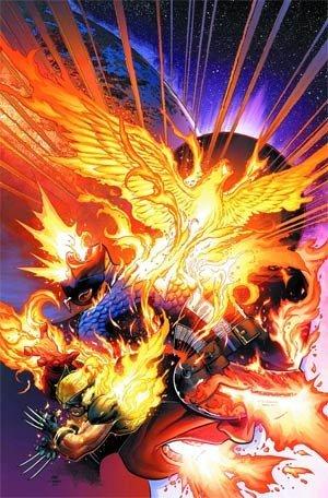 Avengers vs X-Men #5  by  Jim Cheung