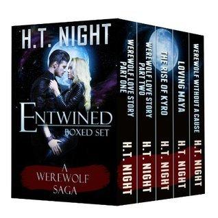 Entwined Werewolf Saga: First Five Novels H.T. Night