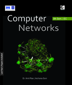 Computer Network Book for EC Branch  by  Er. Amit Rao