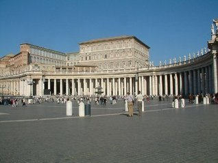History of Vatican City  by  A.G. Armstrong