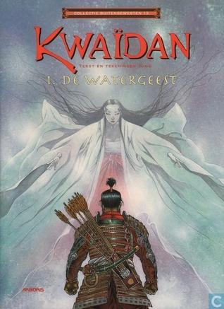 De watergeest (Kwaïdan, #1)  by  Jung