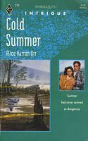 Cold Summer Alice Orr