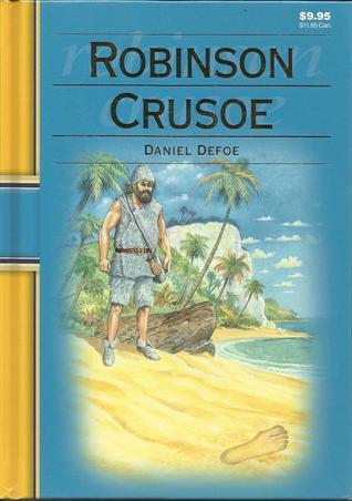 Robin Crusoe  by  Daniel Defoe