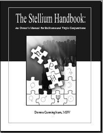 The Stellium Handbook - Part 1  by  Donna Cunningham