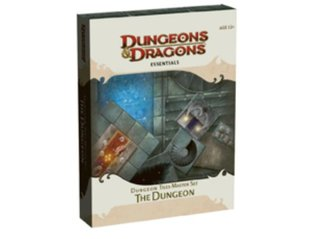 Dungeon Tiles Master Set - The Dungeon: An Essential Dungeons & Dragons Accessory  by  Wizards RPG Team