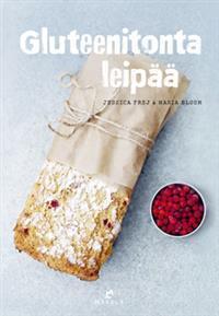 Gluteenitonta leipää Jessica Frej