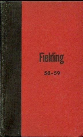 Fieldings Travel Guide to Europe (58-59)  by  Temple Fielding