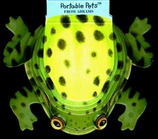 Portable Pets: Frog  by  Lorella Rizzati