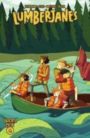 Lumberjanes #2  by  Noelle Stevenson