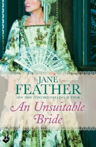 An Unsuitable Bride: Blackwater Brides Book 3 Jane Feather