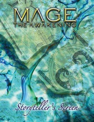 Mage the Awakening Screen  by  White Wolf Publishing