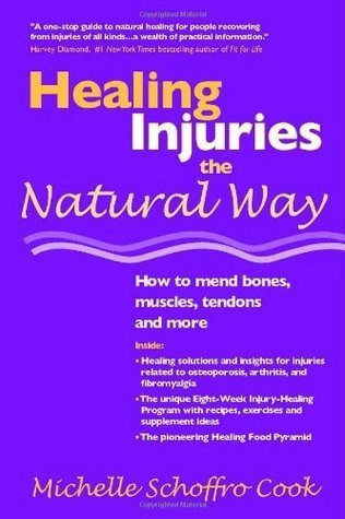 Healing Injuries the Natural Way : How to Mend Bones, Muscles, Tendons and More Michelle Schoffro Cook