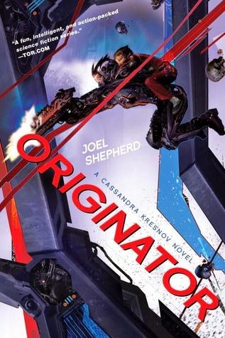 Originator (Cassandra Kresnov, #6) Joel Shepherd