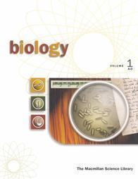 Biology: MacMillan Science Library  by  Richard Robinson