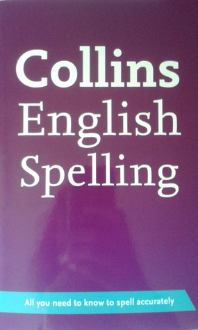 Collins English Spelling Collins Publishers