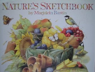 Natures sketchbook  by  Marjolein Bastin